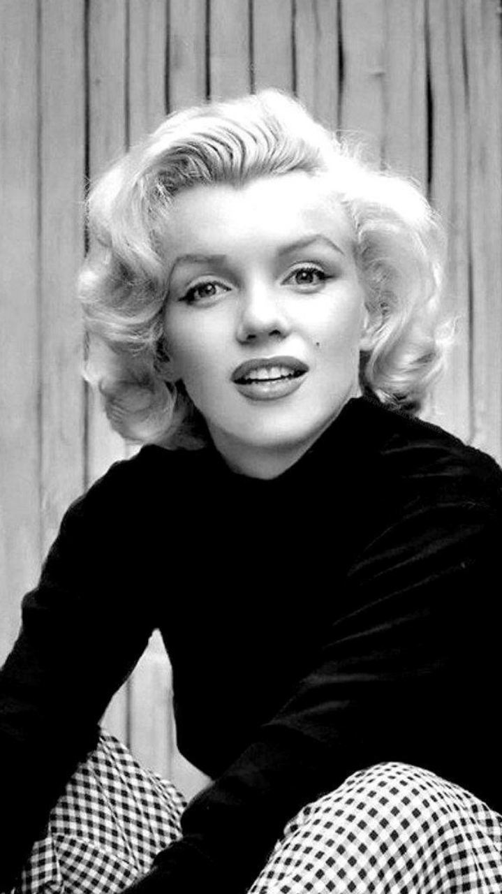 Marilyn Monroe Phone Wallpapers Wallpaper Cave