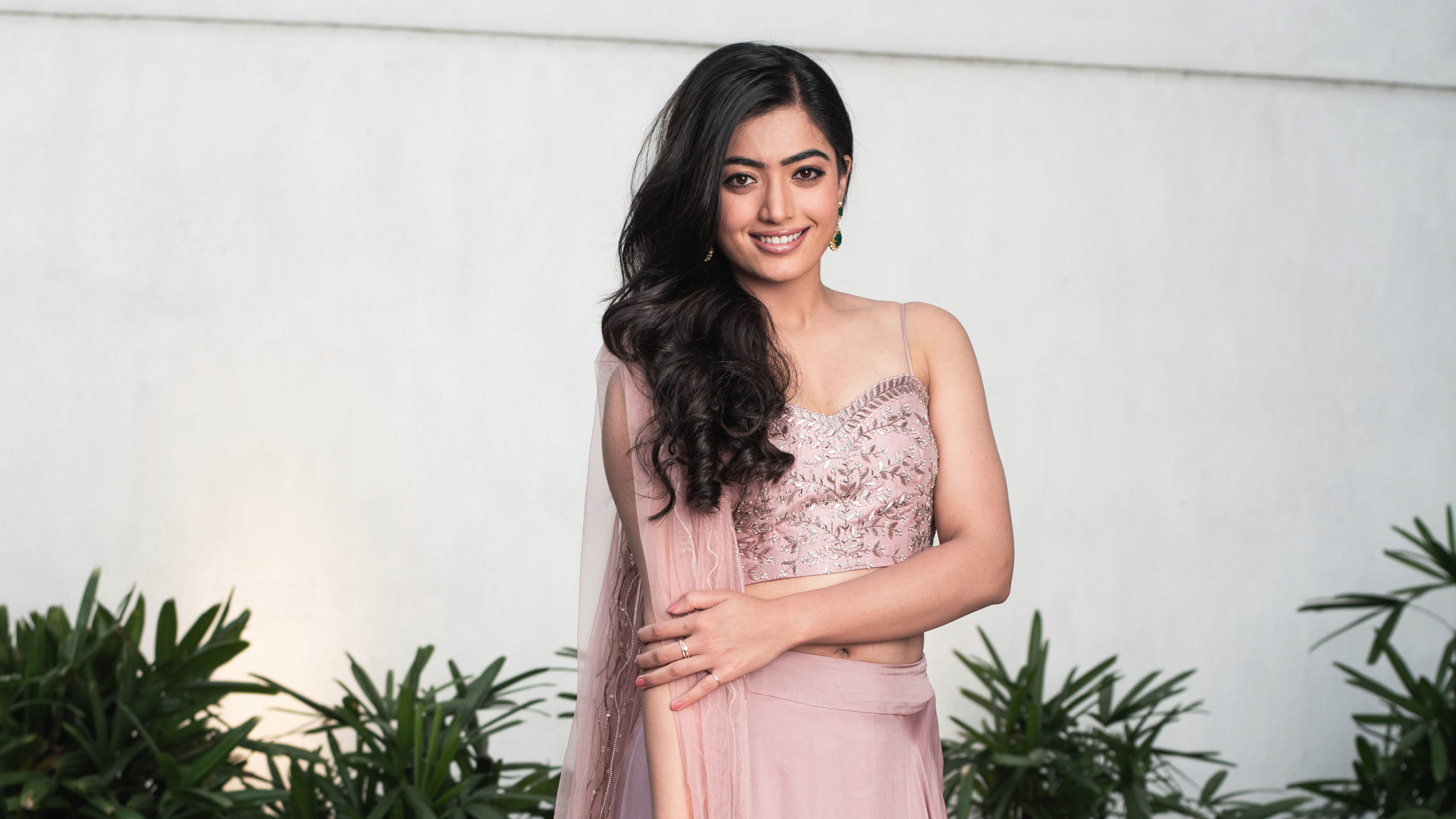 2048x1152 Rashmika Mandanna 2019 2048x1152 Resolution Wallpapers