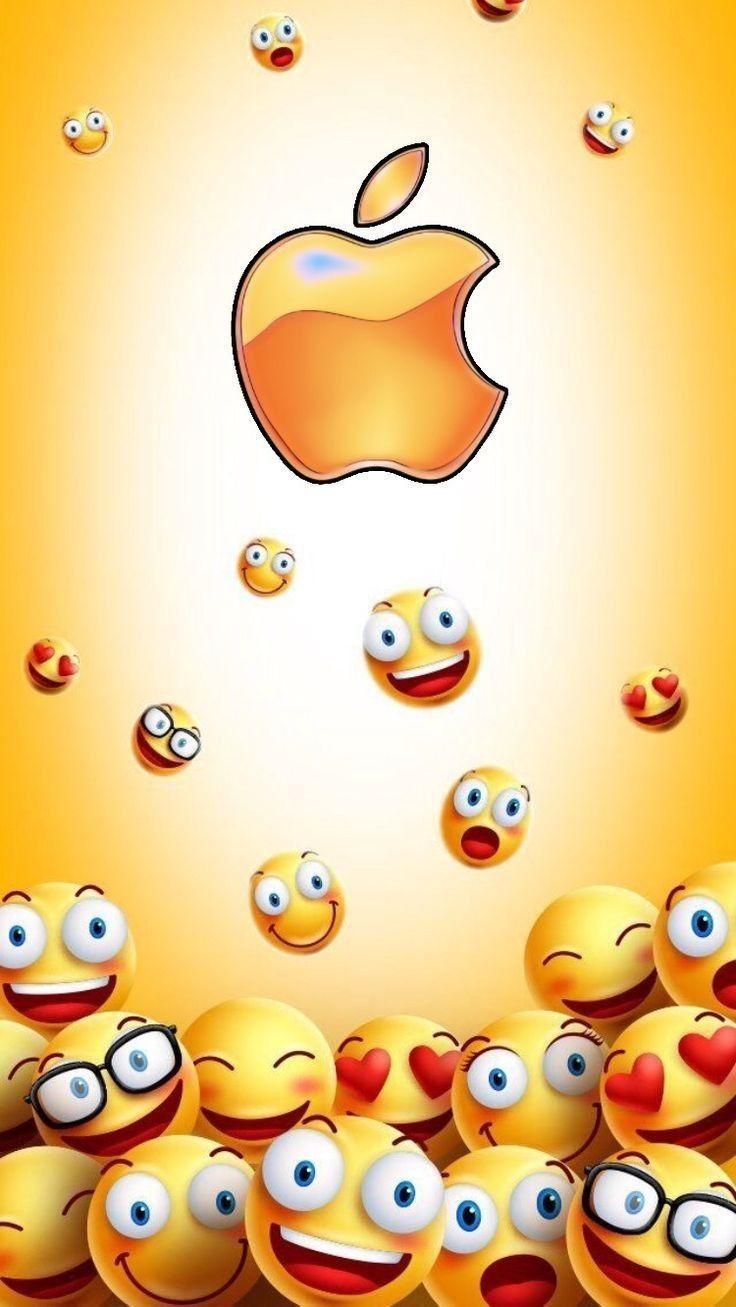 Emoji Phone Wallpapers - Wallpaper Cave