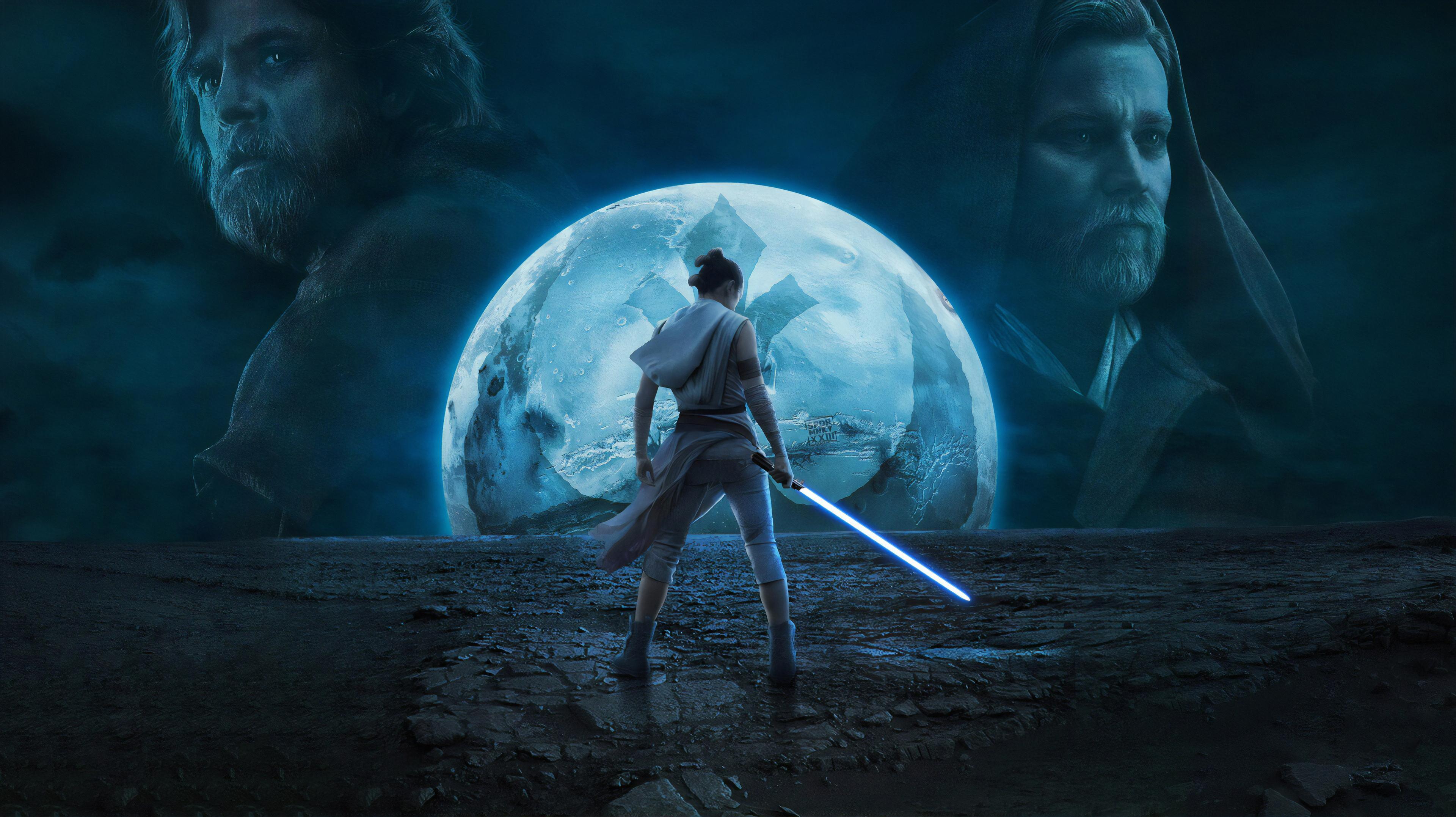 Star Wars Desktop Rise Of Skywalker Wallpapers - Wallpaper ...