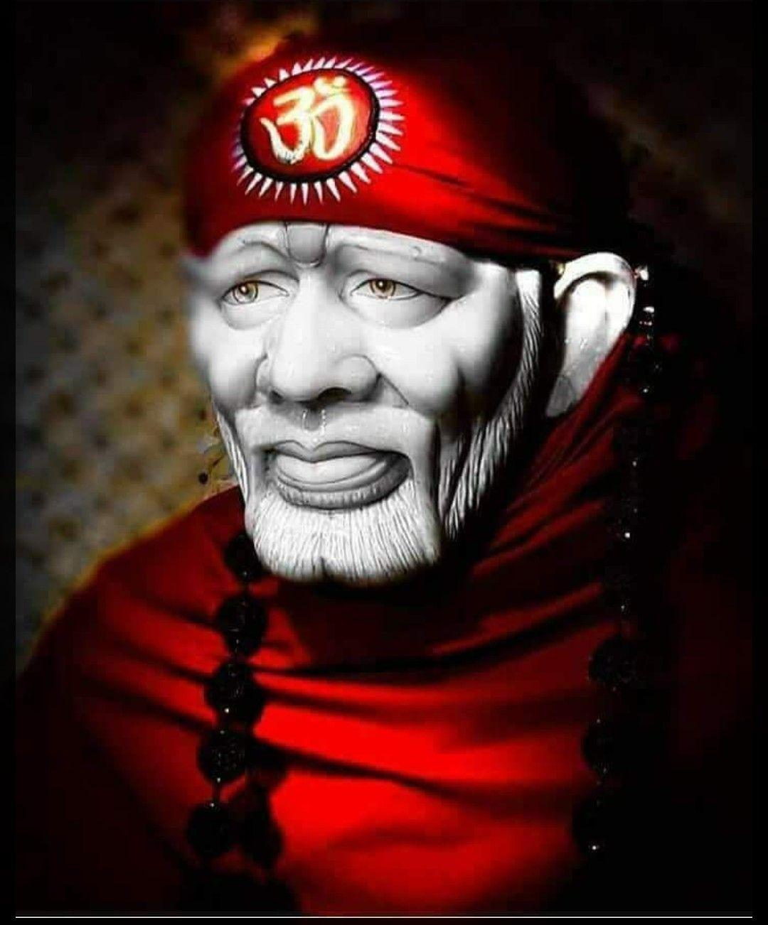 Sai Baba Mobile Wallpapers Wallpaper Cave