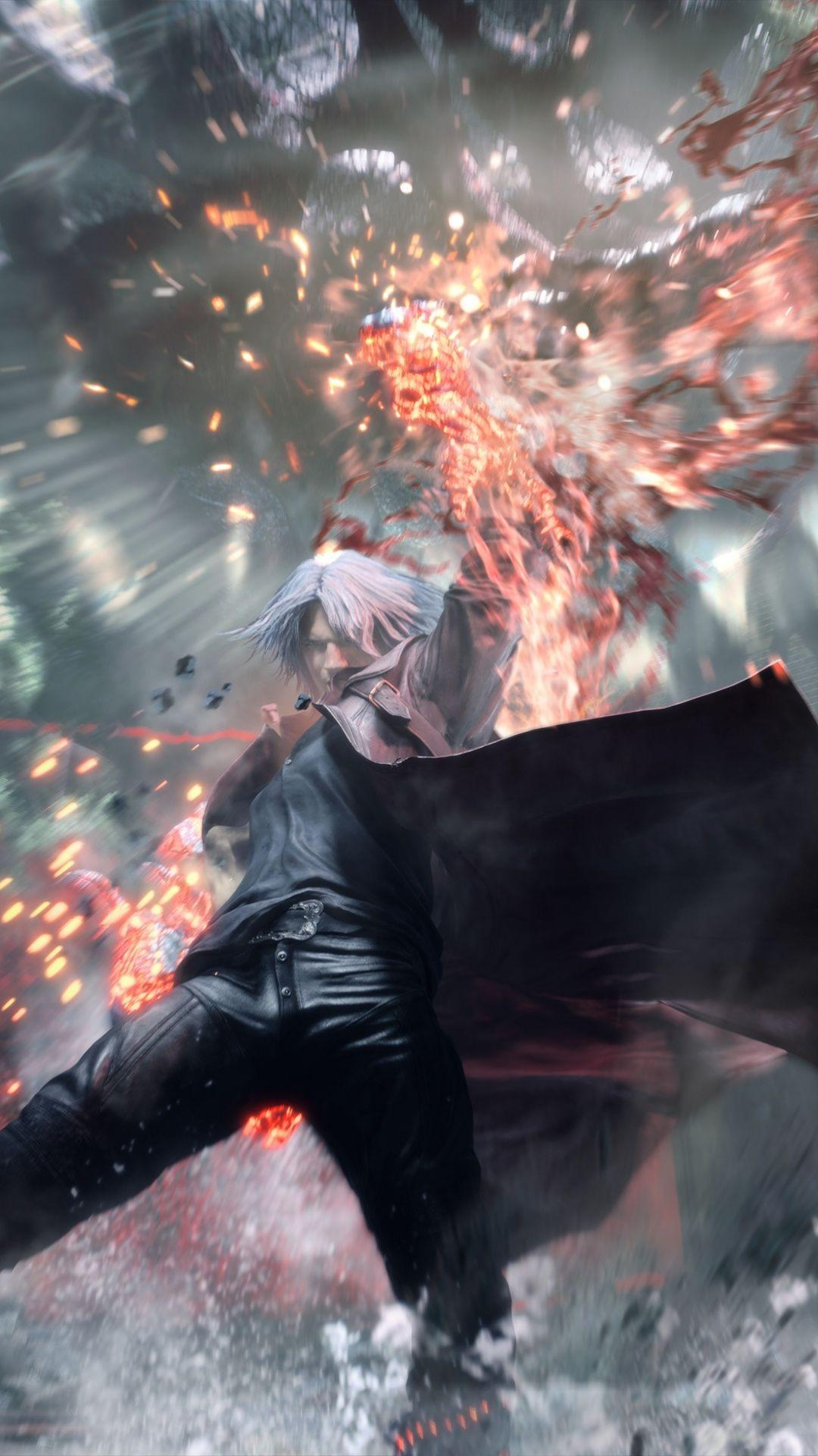 Devil May Cry 5 Phone Wallpapers - Wallpaper Cave