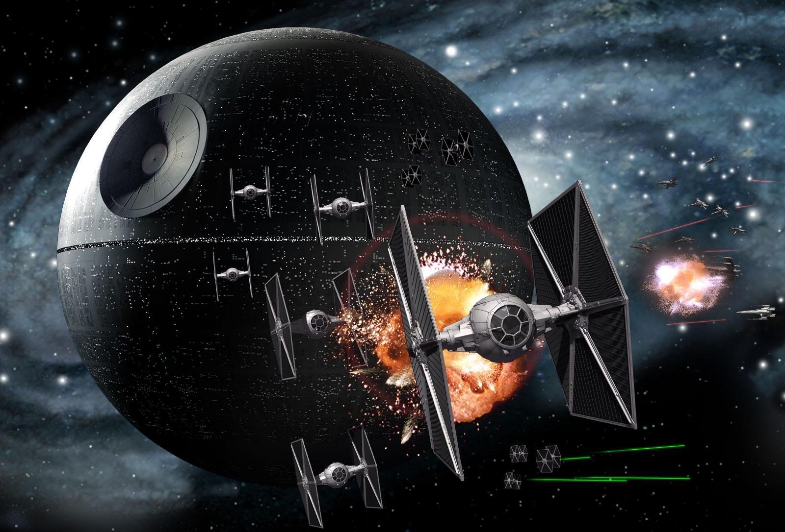 Hd Desktop Star Wars Wallpapers Wallpaper Cave
