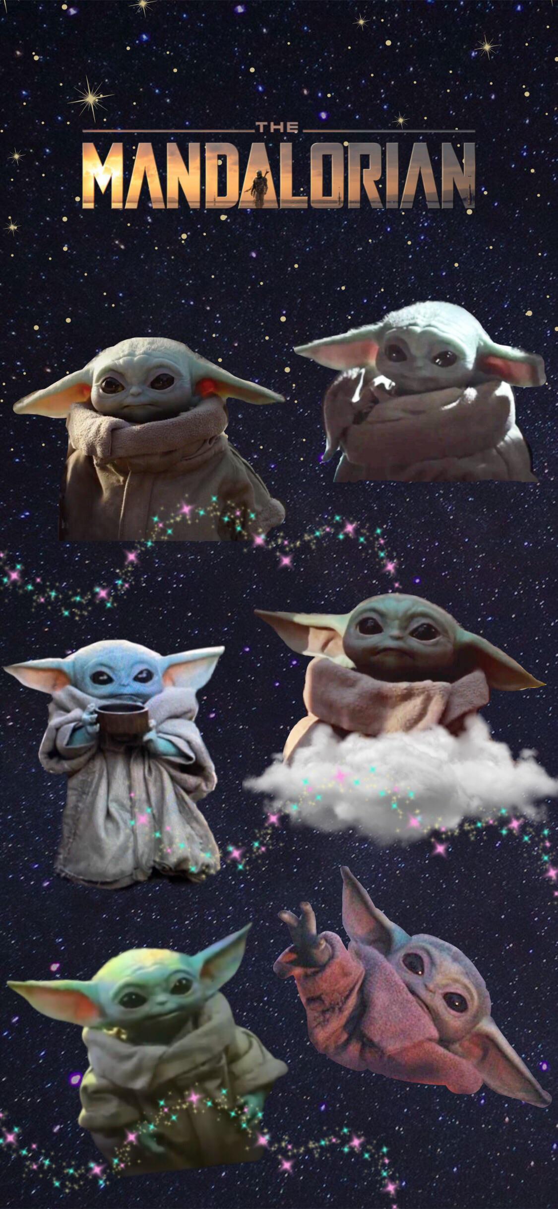 Baby Yoda Memes Wallpapers Wallpaper Cave