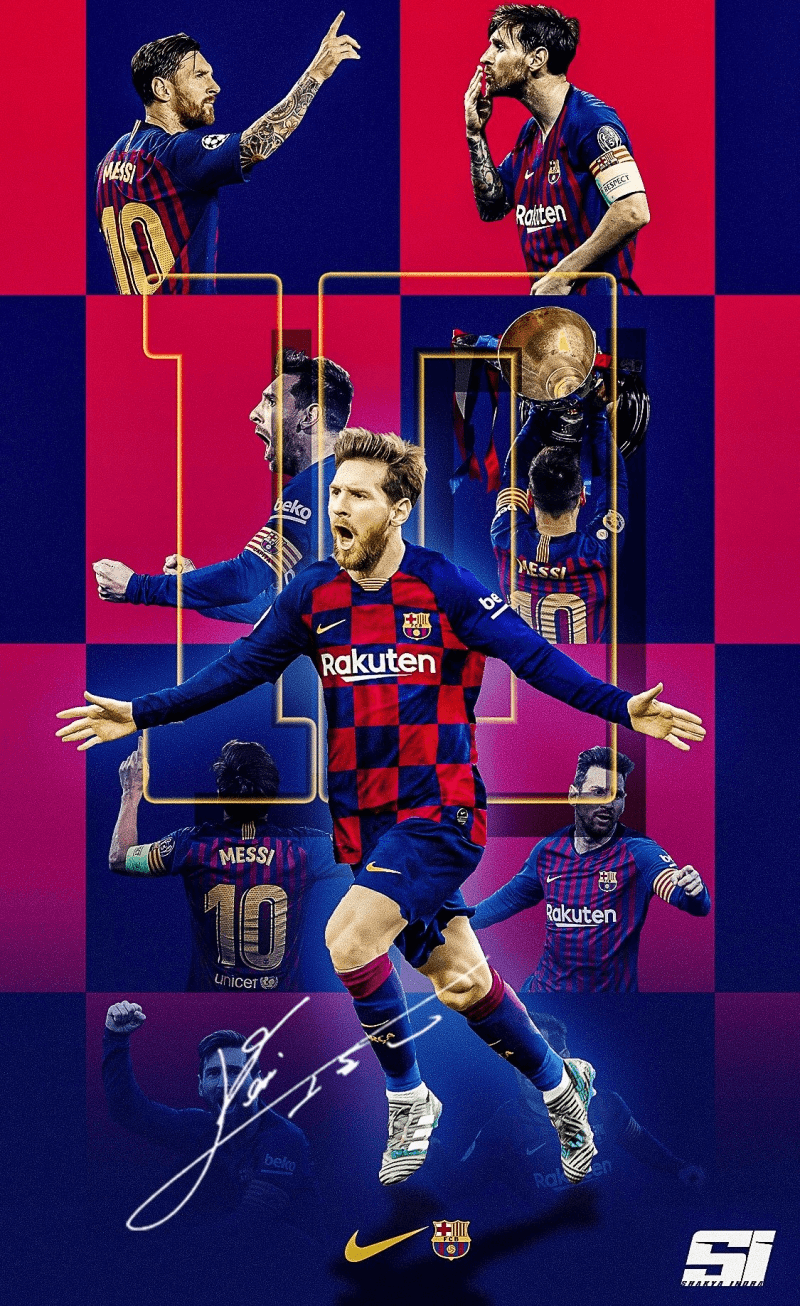Lionel Messi 2020 Wallpapers Wallpaper Cave
