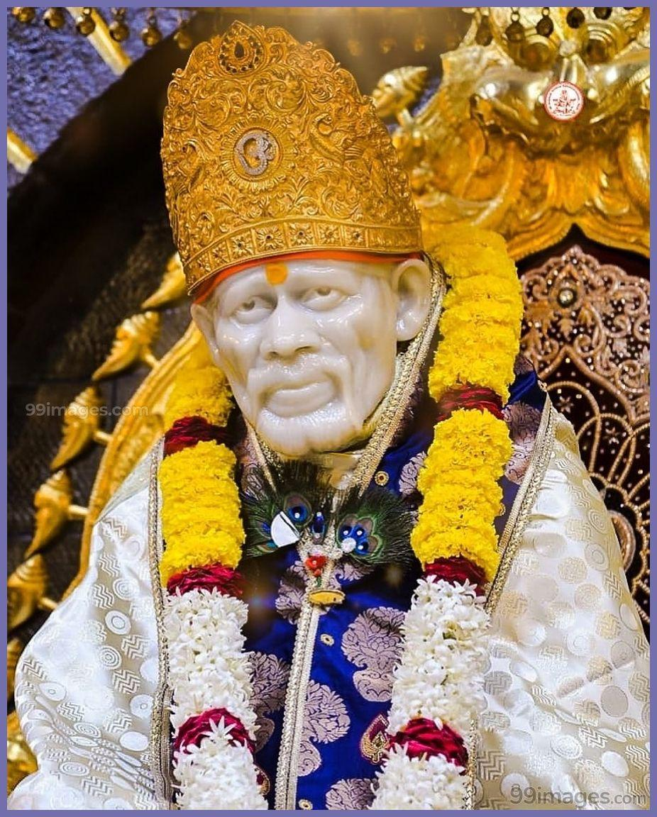 Awesome Iphone Wallpapers: Sai Baba Full HD Mobile Wallpapers