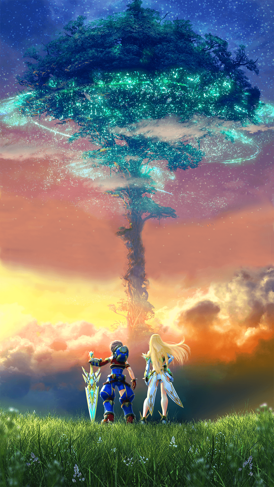 The Best Xenoblade Chronicles Wallpaper Background