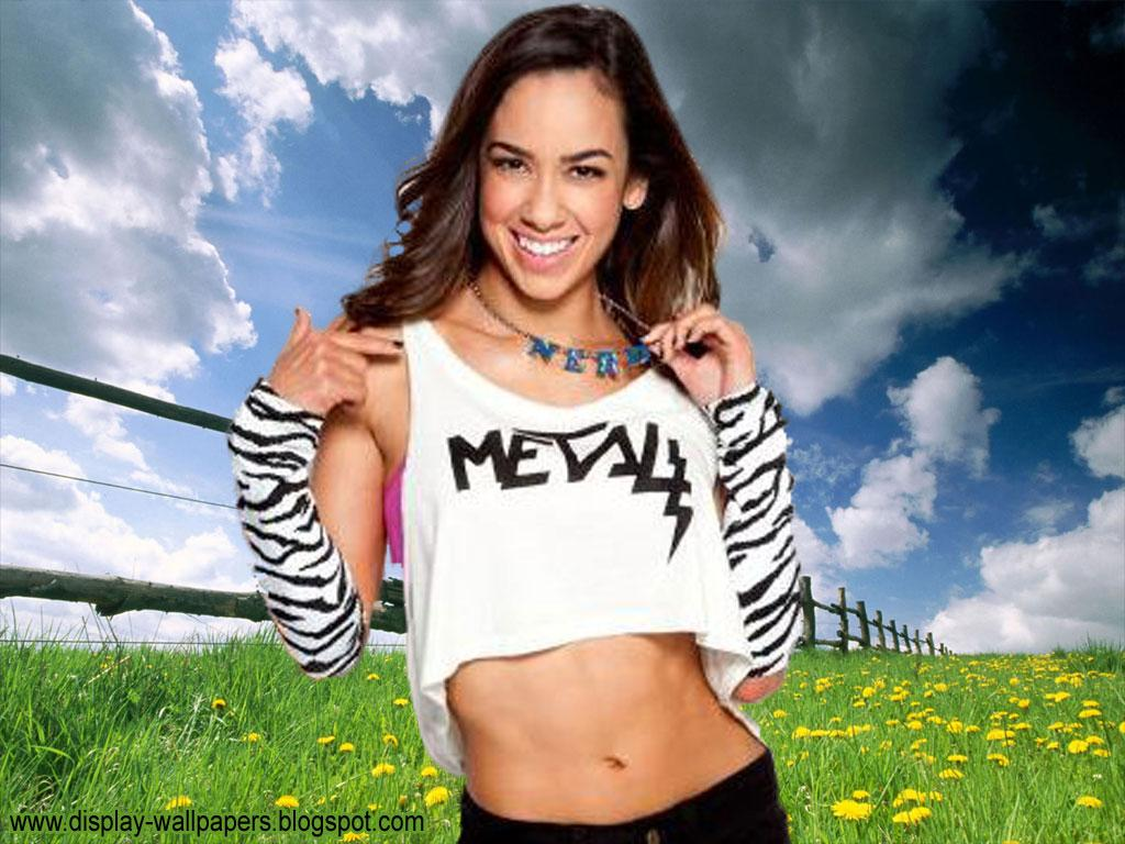 10 Latest Wwe Aj Lee Wallpapers FULL HD 1920×1080 For PC