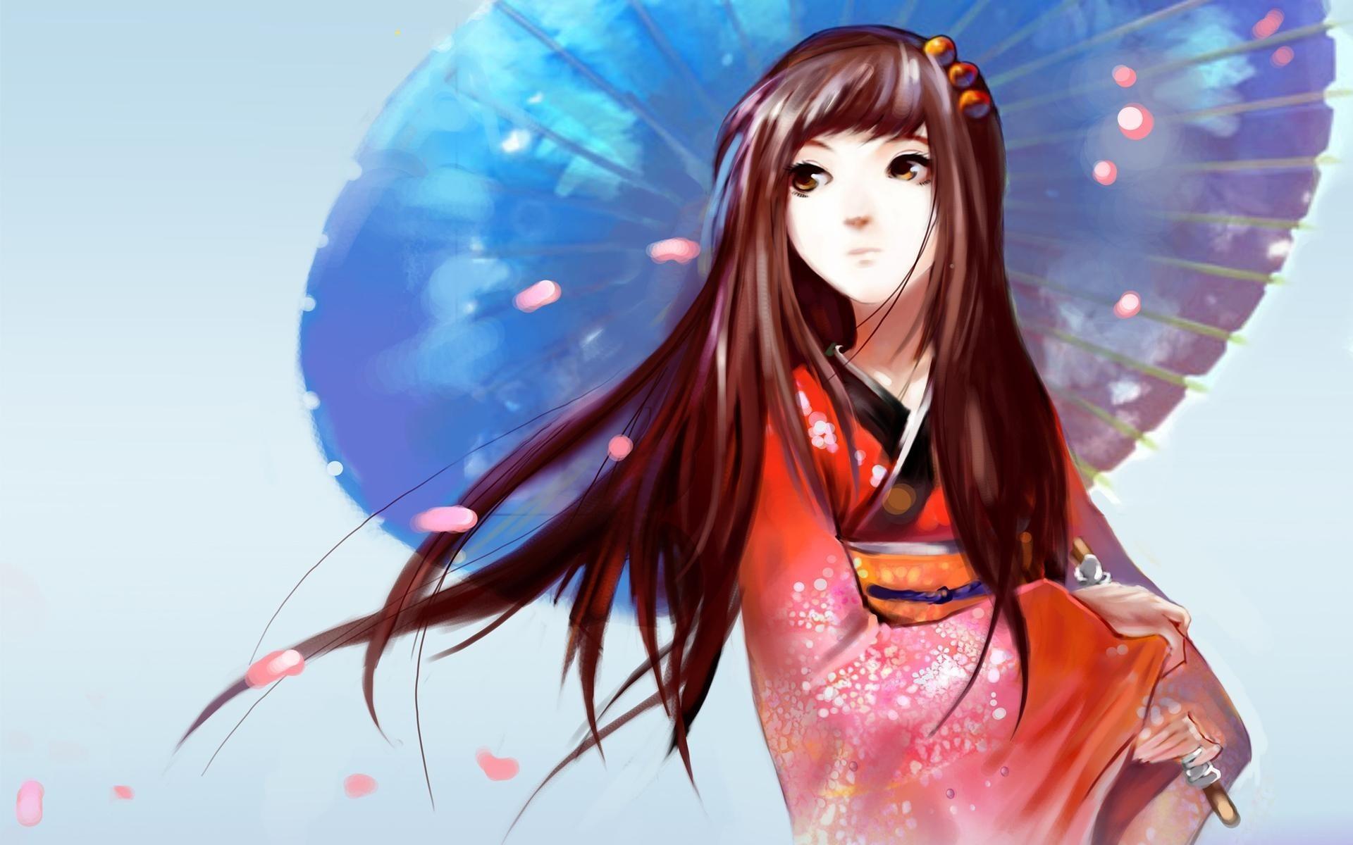 Anime Girl Japan Wallpapers - Wallpaper Cave