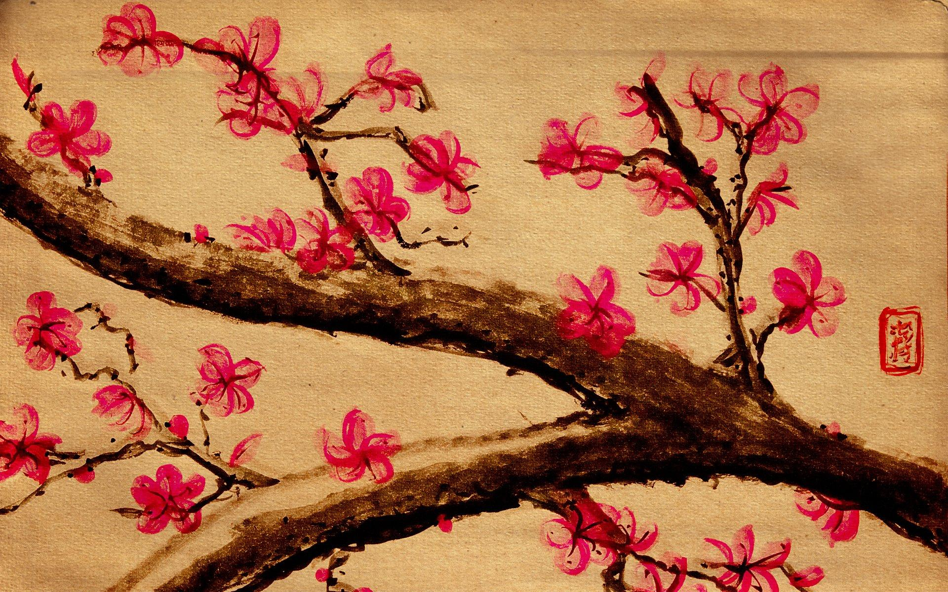 Aesthetic Blossom Wallpapers Wallpaper Cave