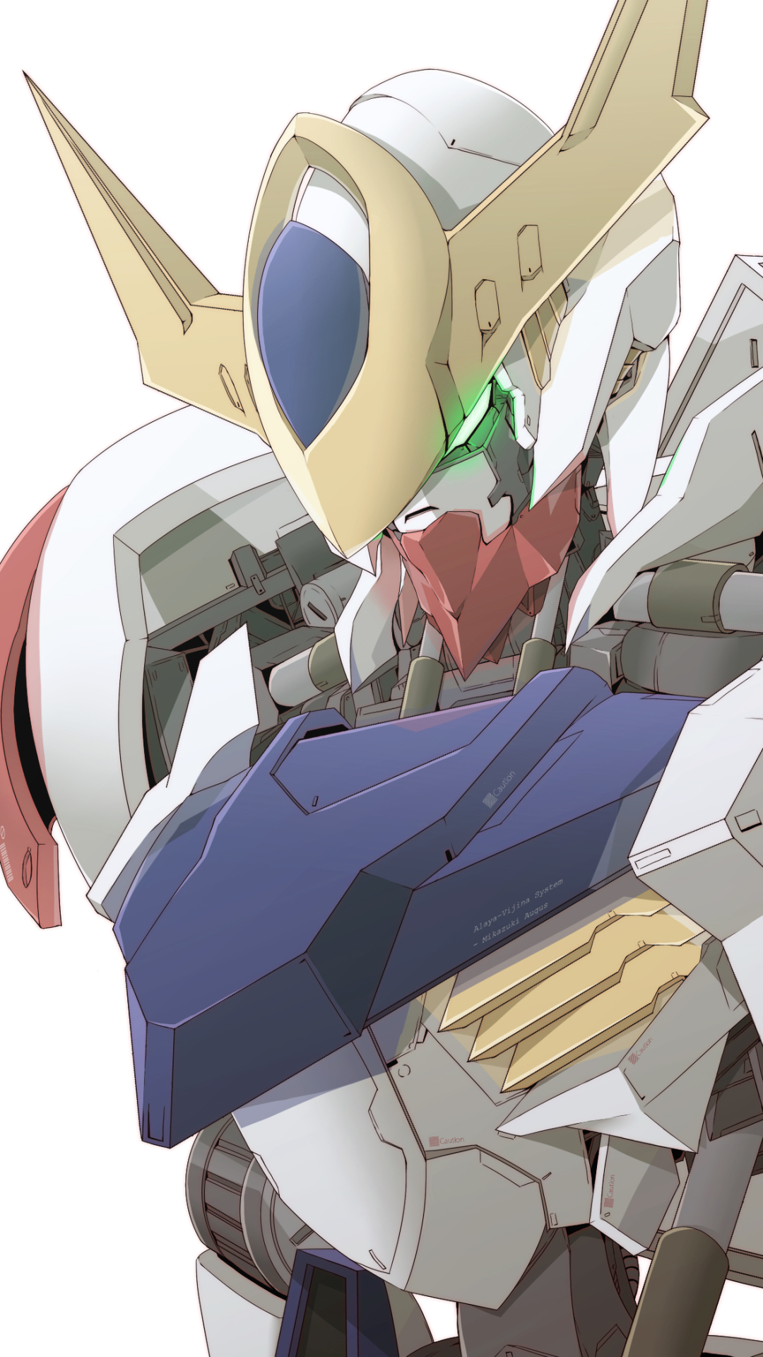 Mobile Suit Gundam Iron Blooded Orphans Iphone Wallpapers