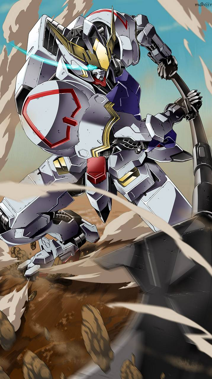 23+ Iron Blooded Orphans Wallpaper  Images