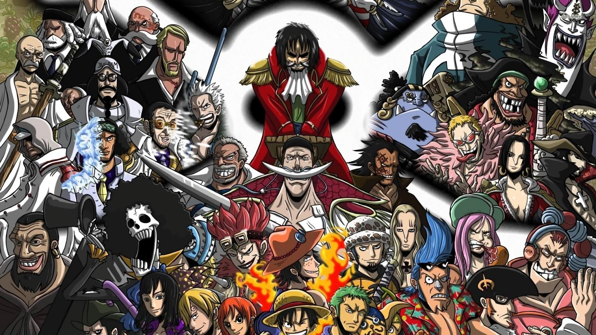 One Piece Pc Wallpapers Wallpaper Cave