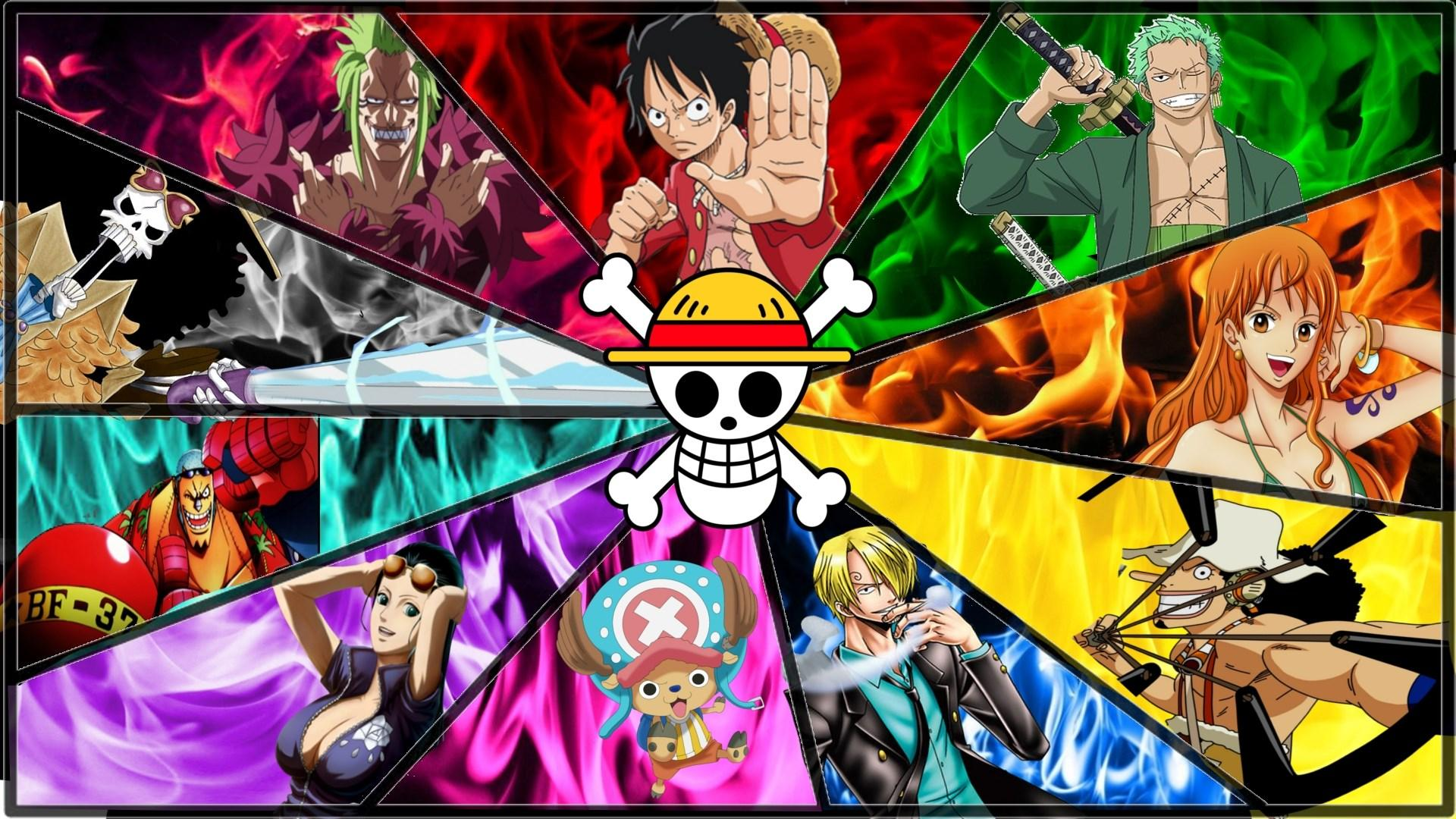 One Piece 1920x1080 Wallpapers - Wallpaper Cave