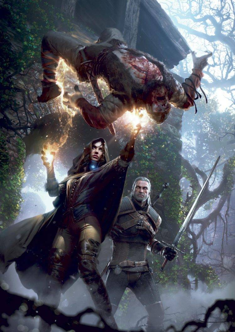 The Witcher 3 Wild Hunt Android Wallpapers Wallpaper Cave