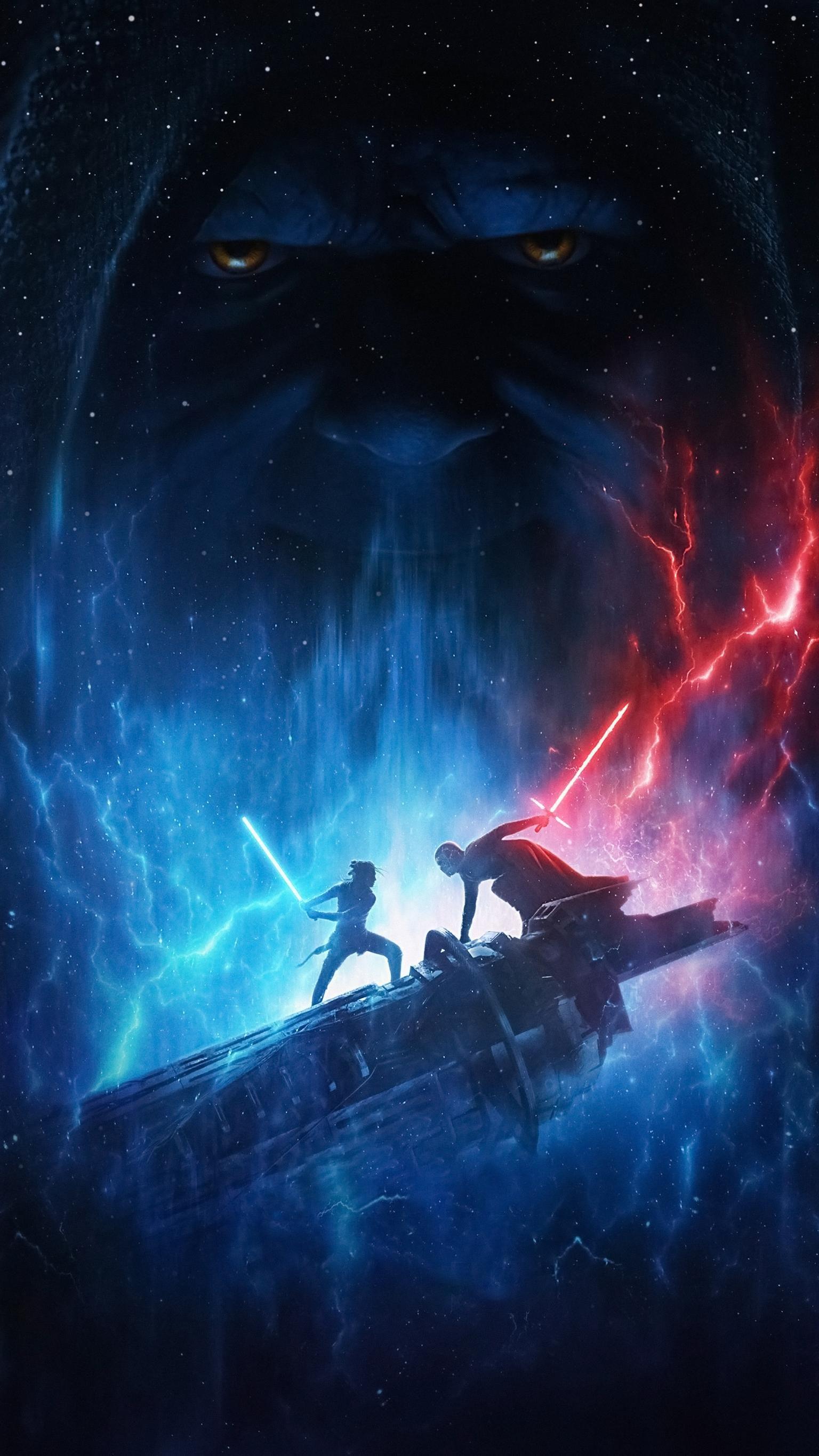 Star Wars Skywalker Art Wallpapers Wallpaper Cave