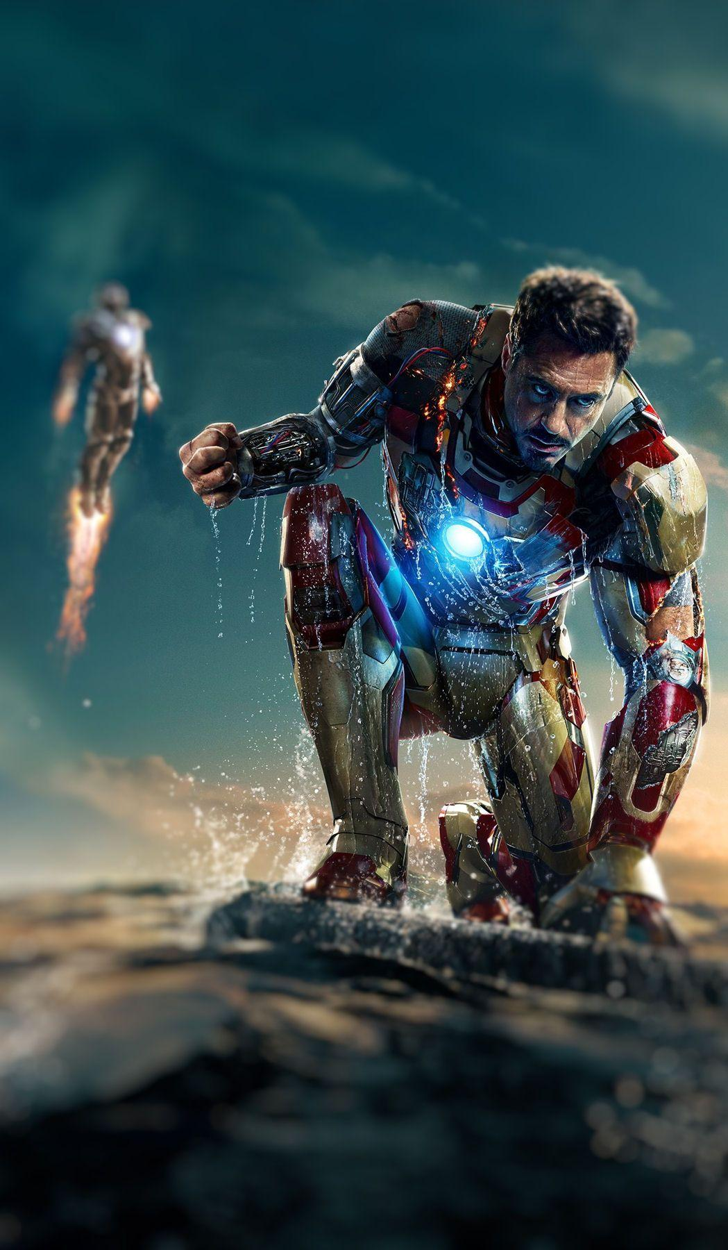 Cool Iron Man Phone Wallpapers Wallpaper Cave