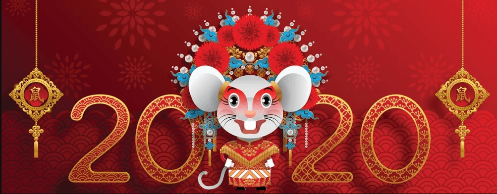 50+ CHINESE NEW YEAR WALLPAPERS 2020