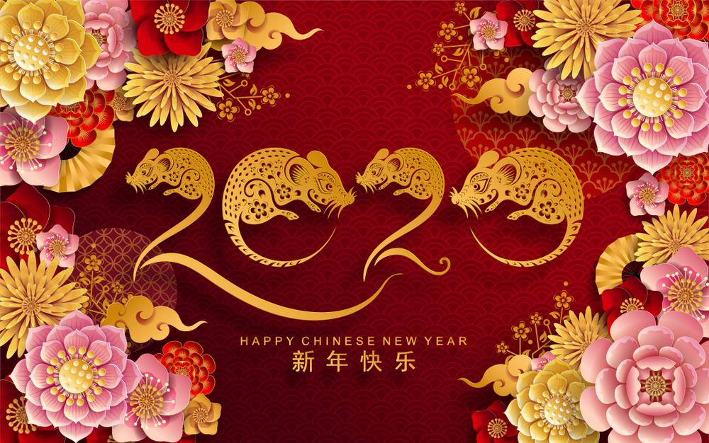 Happy Chinese New Year wallpapers 2020