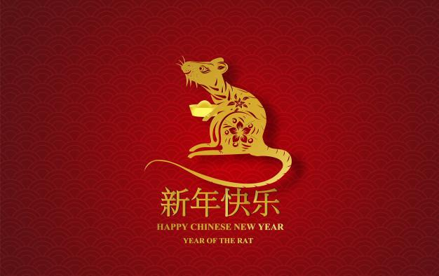Happy Chinese New Year 2020 Wallpapers