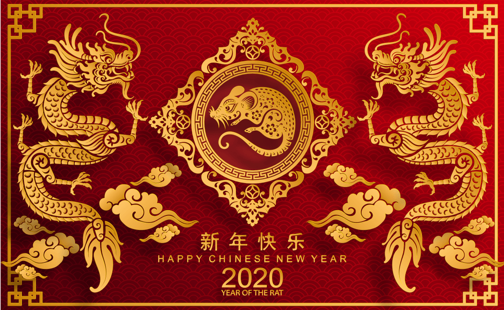 Happy Chinese New Year 2020 Image. HD Wallpapers