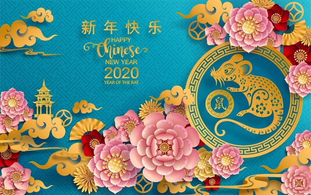 Year of the Rat – Chinese New Year 2020 wallpapers