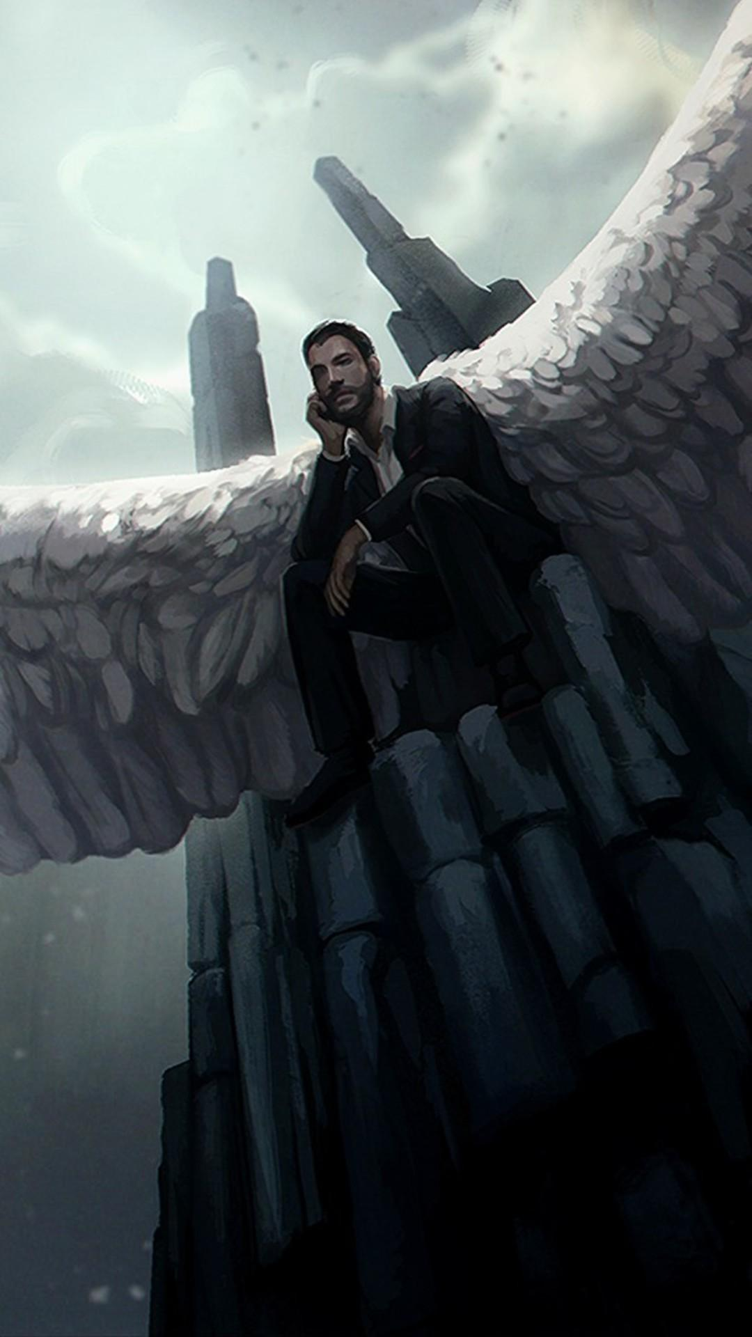 Lucifer Hd Iphone Wallpapers Wallpaper Cave