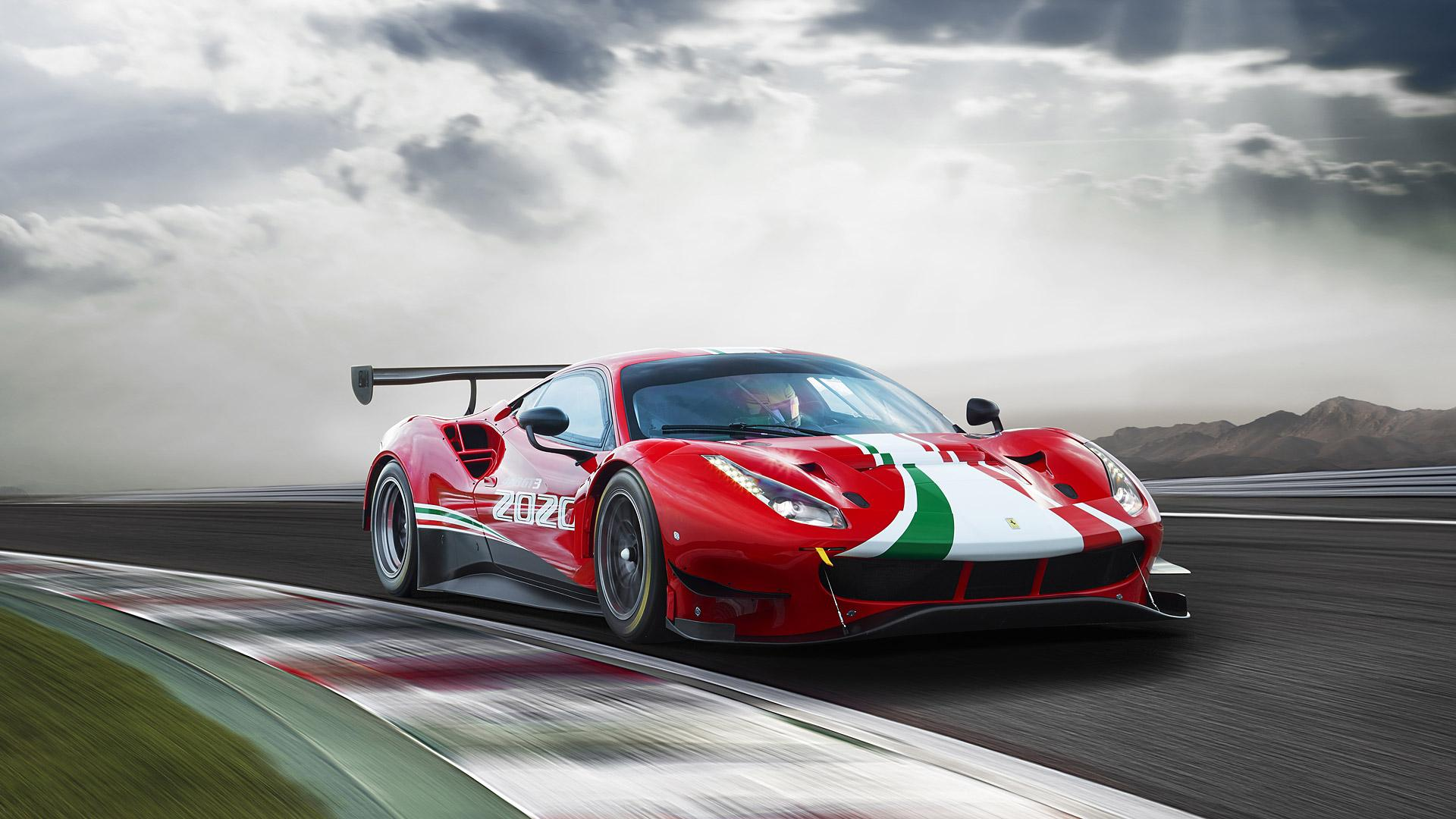 42+ Ferrari Race Car Wallpaper  Pics