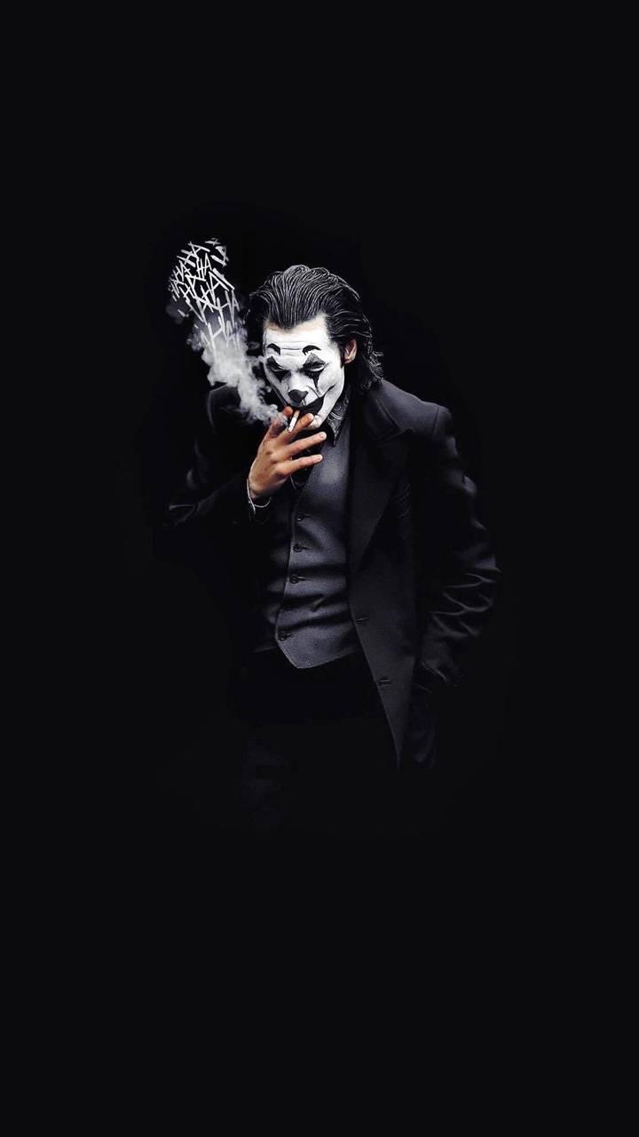 Black Joker Wallpapers Wallpaper Cave