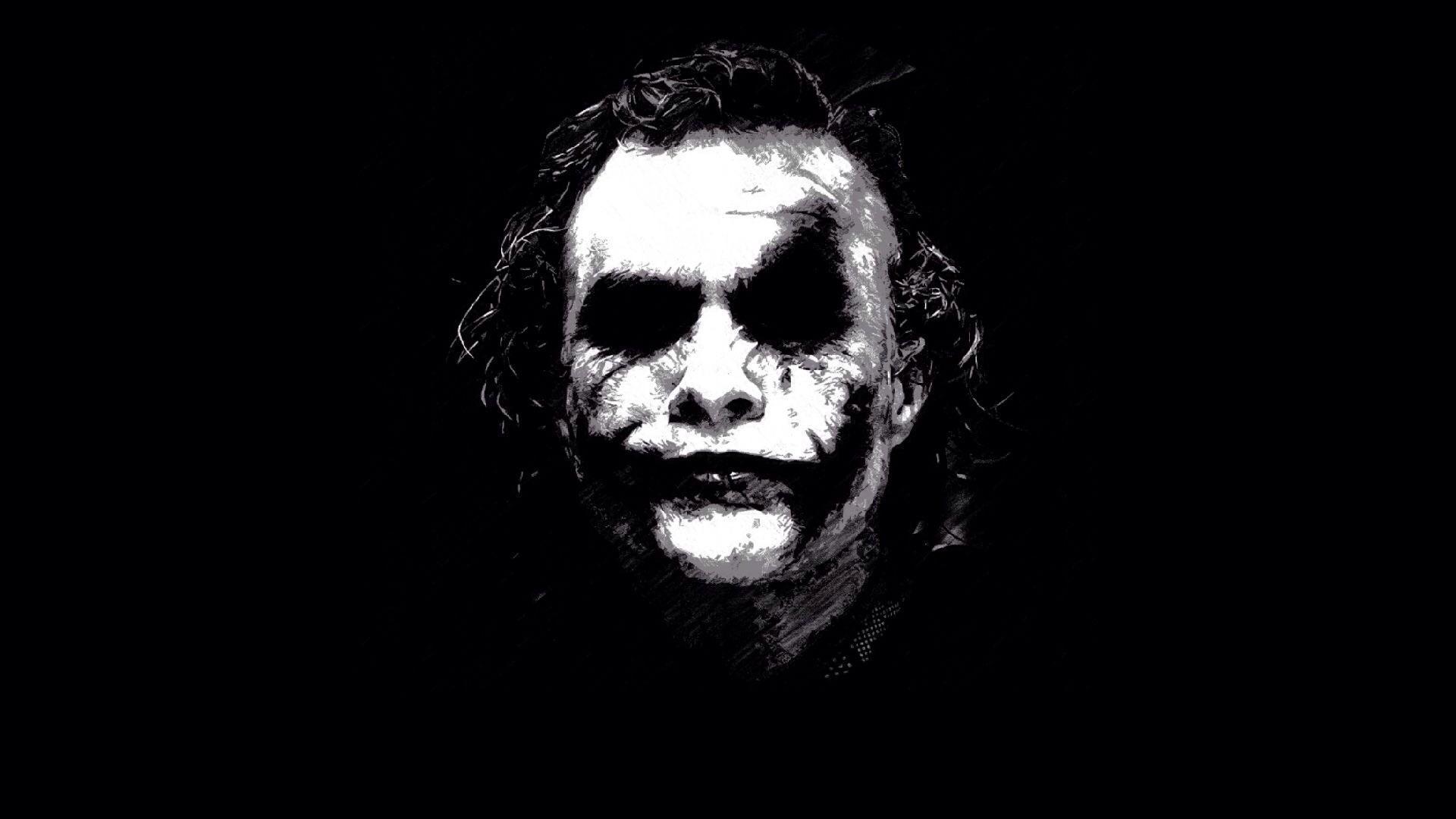 Black Joker Wallpapers - Wallpaper Cave