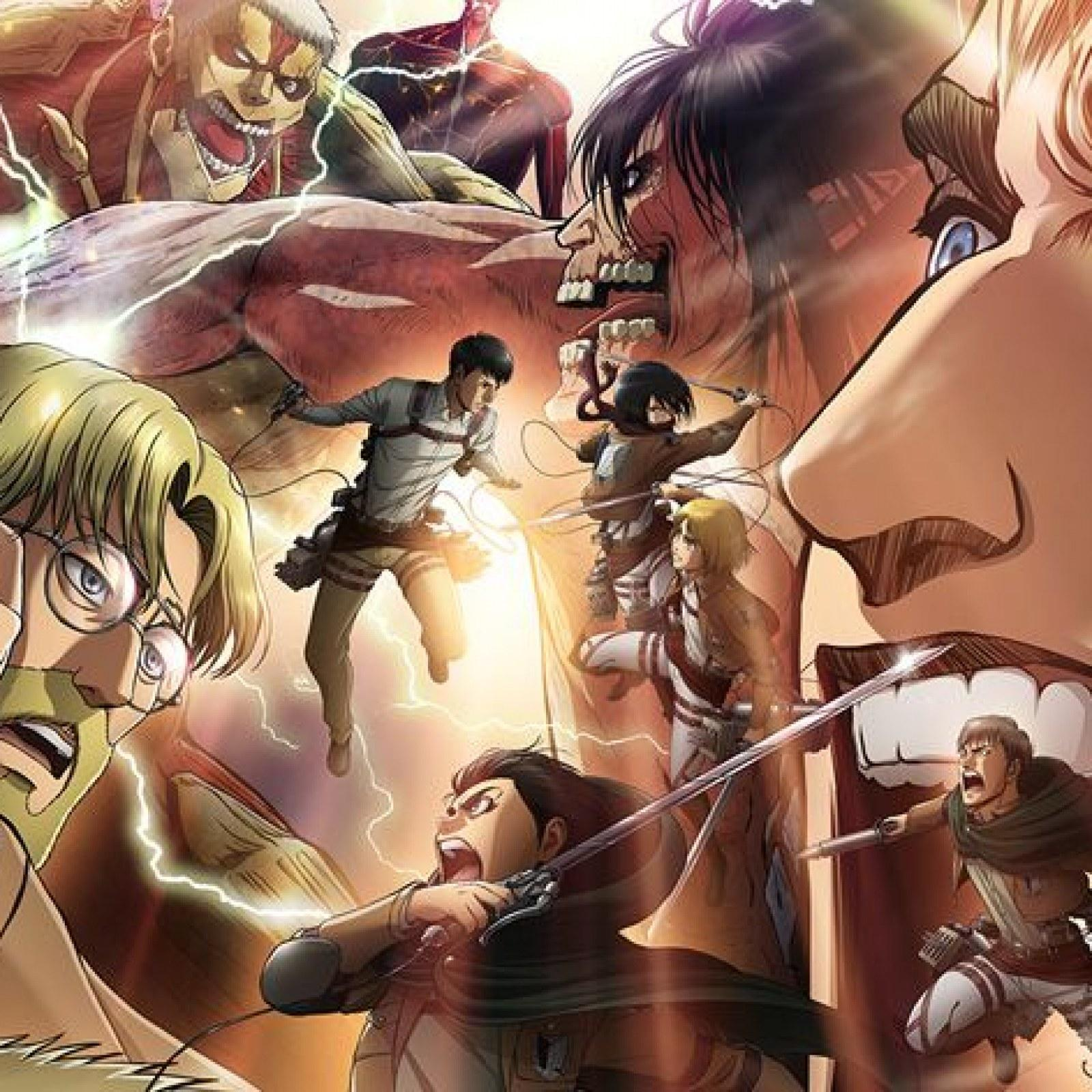 Attack On Titan Season 2 Serienstream