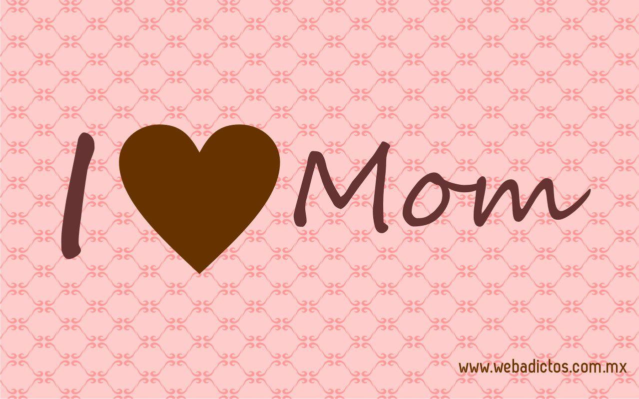 I Love You Mom Mothers Day Wallpapers | Cool Christian Wallpapers