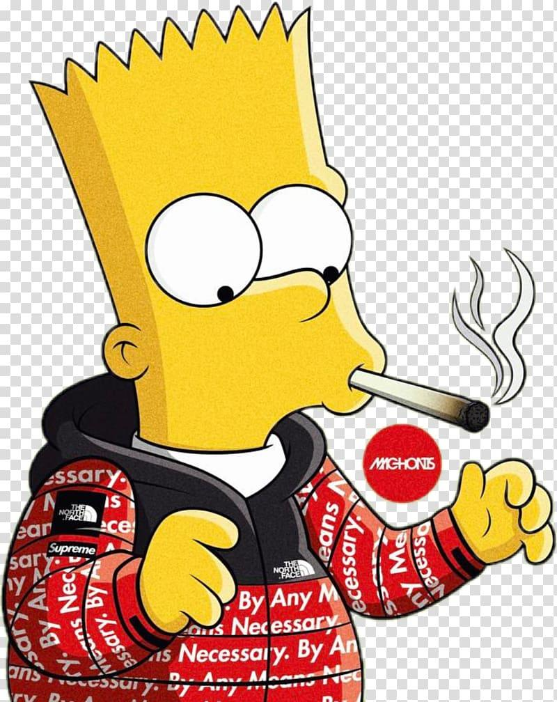 Supreme Simpsons iPhone Wallpapers - Wallpaper Cave
