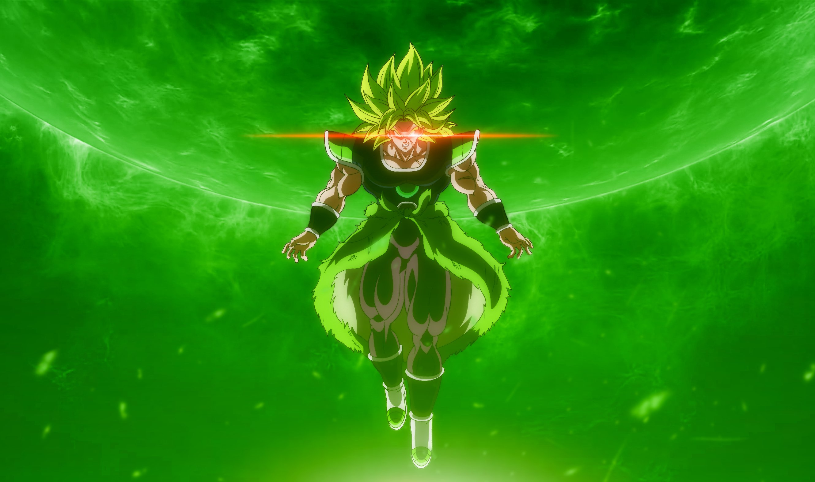 Broly Desktop Wallpapers Wallpaper Cave