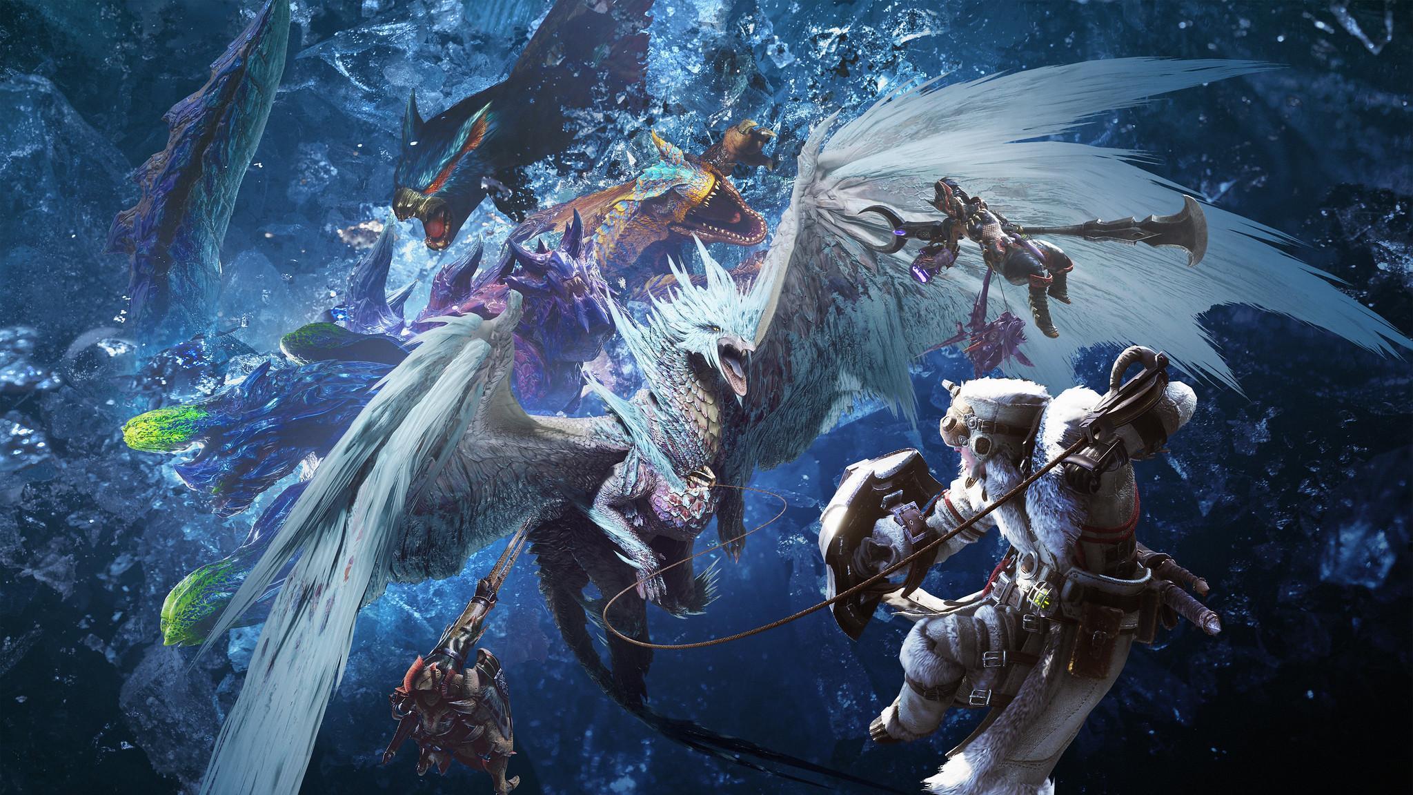 Monster Hunter World Jägerrang