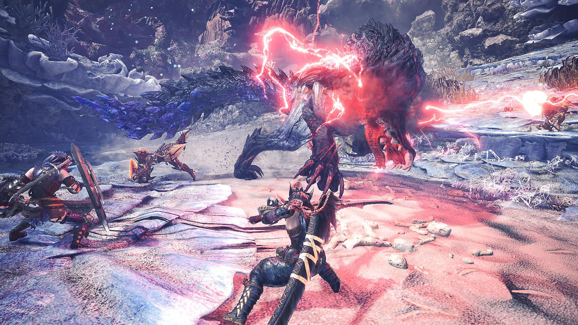 Monster Hunter World: Iceborne PC Wallpapers - Wallpaper Cave