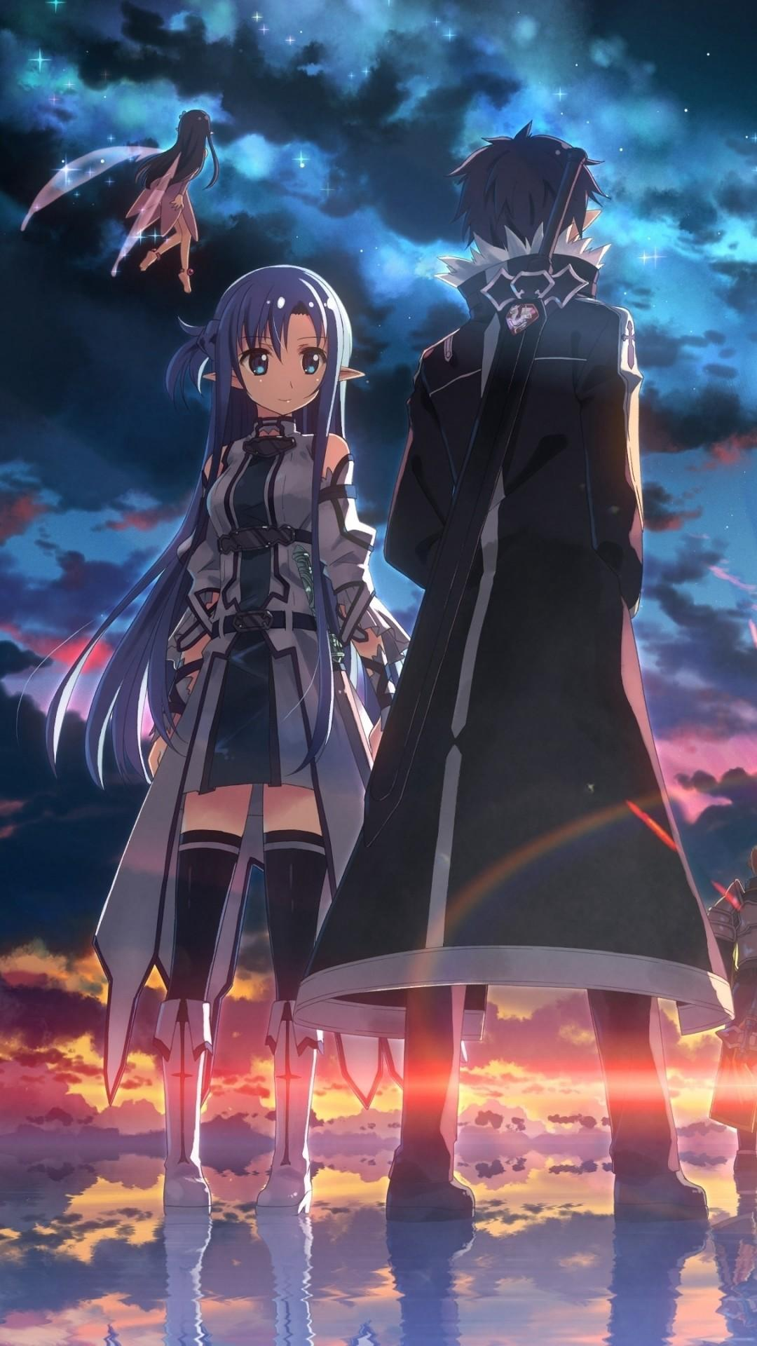 Sword Art Online Android Wallpapers Wallpaper Cave