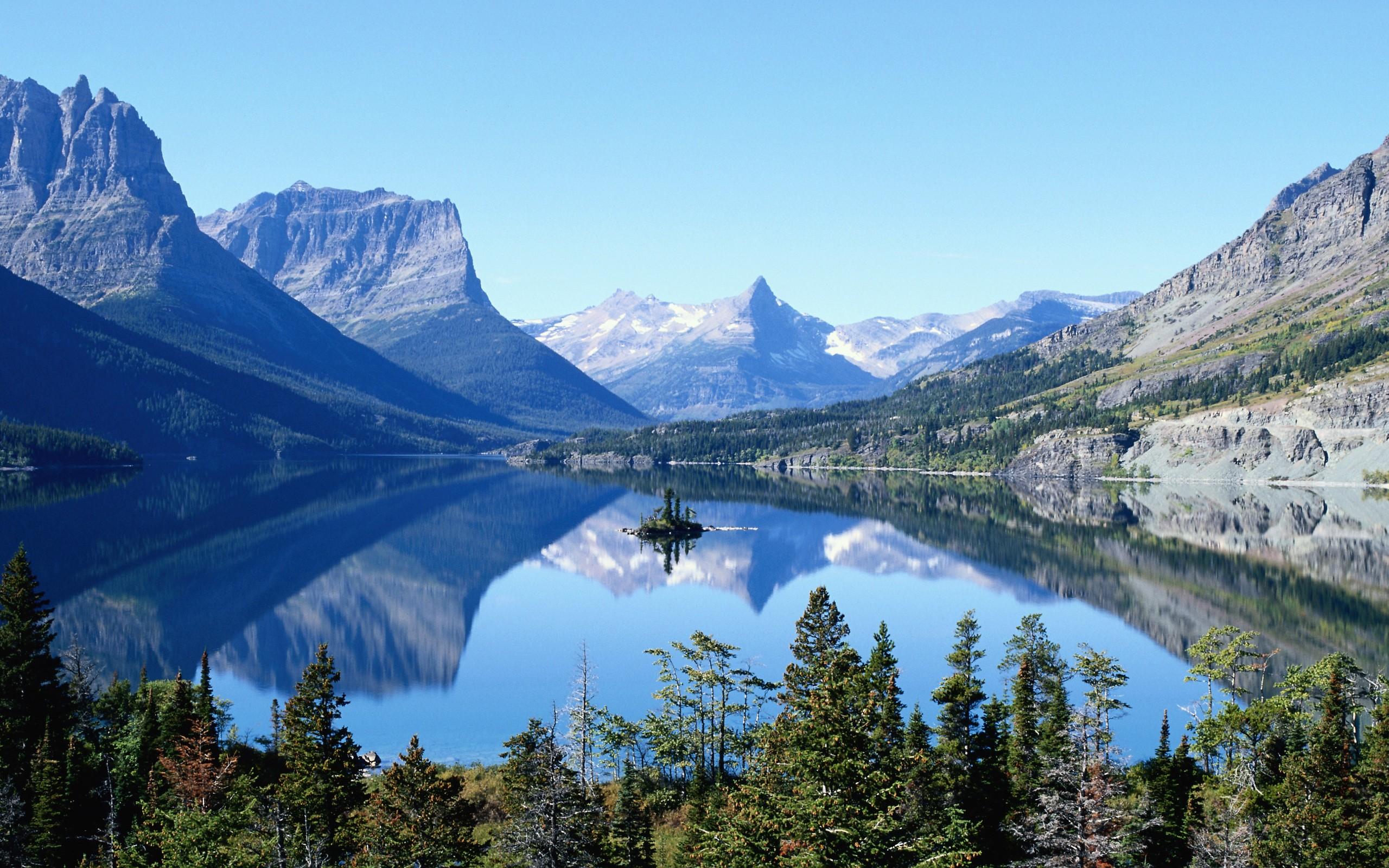 Montana Glacier National Park Desktop Wallpapers Wallpaper Cave