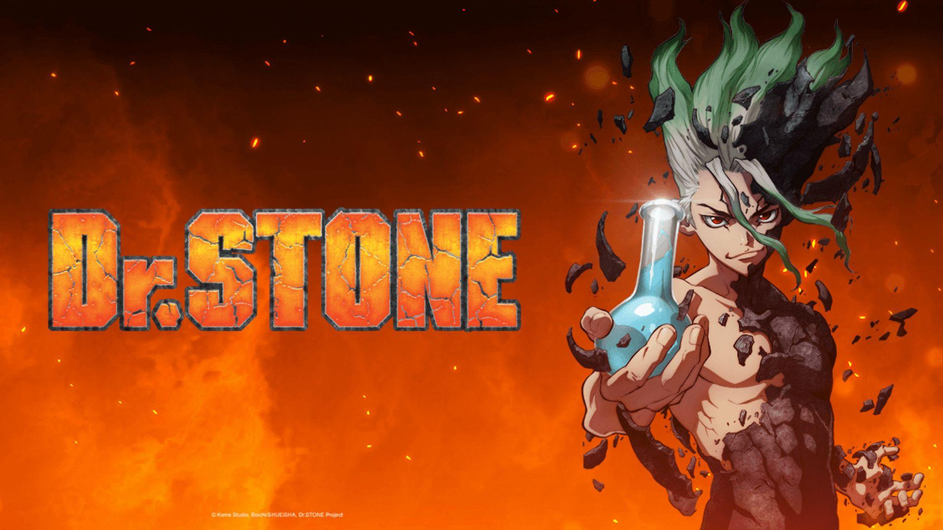 Dr Stone Anime Wallpapers Wallpaper Cave