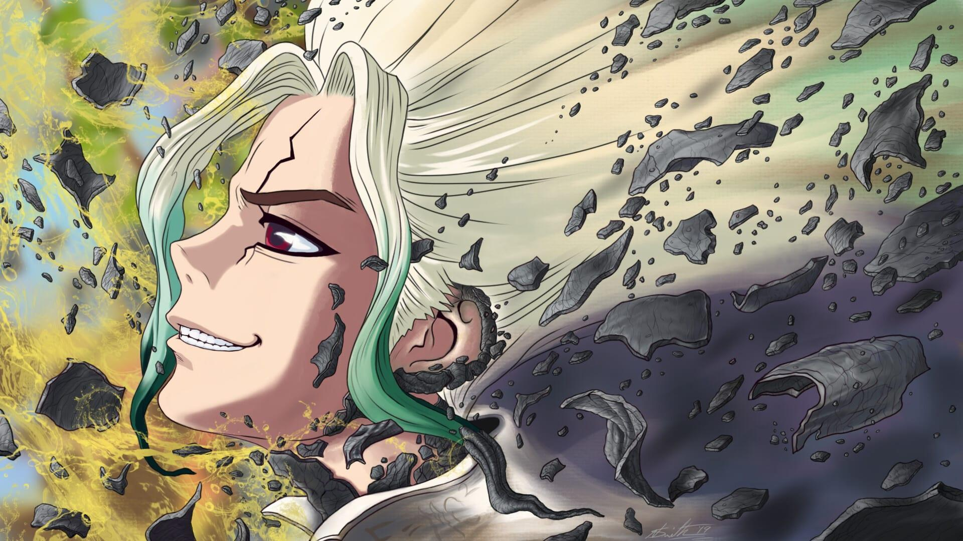 Dr Stone Anime Hd Wallpapers - Wallpaper Cave
