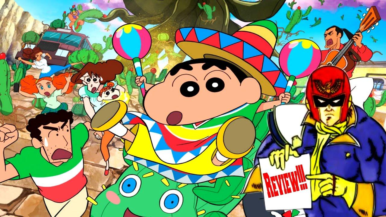 Shin Chan Movie Wallpapers - Wallpaper Cave