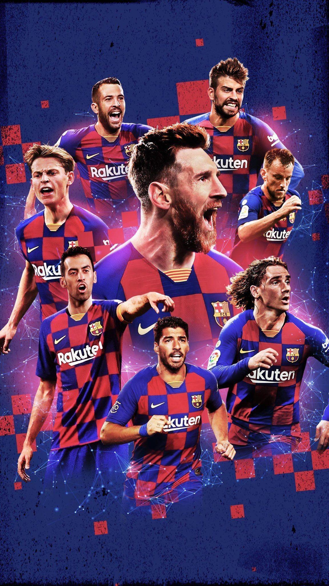 FC Barcelona 2020 Wallpapers - Wallpaper Cave