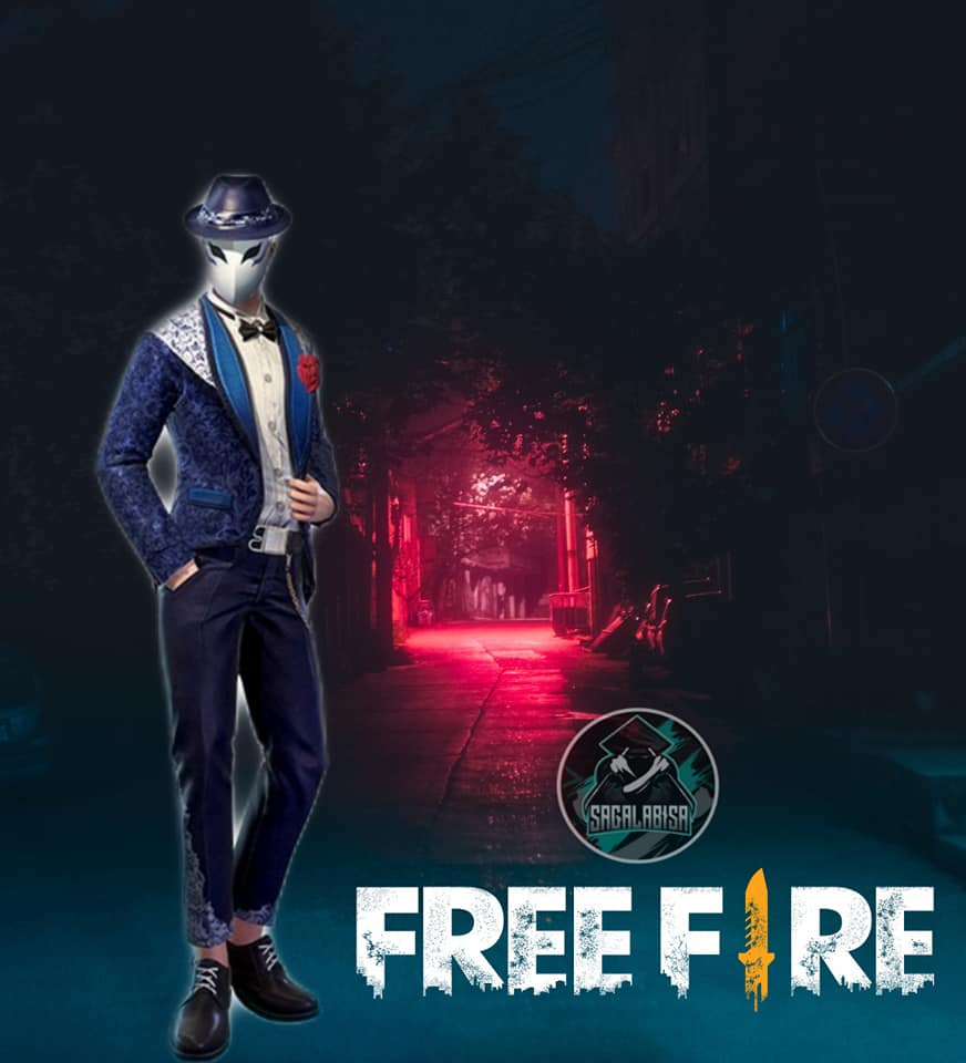Logo Free Fire Wallpapers Wallpaper Cave