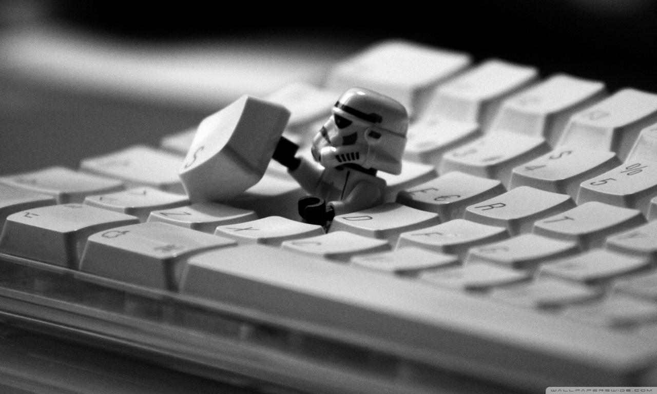 Imperial Stormtrooper HD desktop wallpaper : Mobile : Dual Monitor