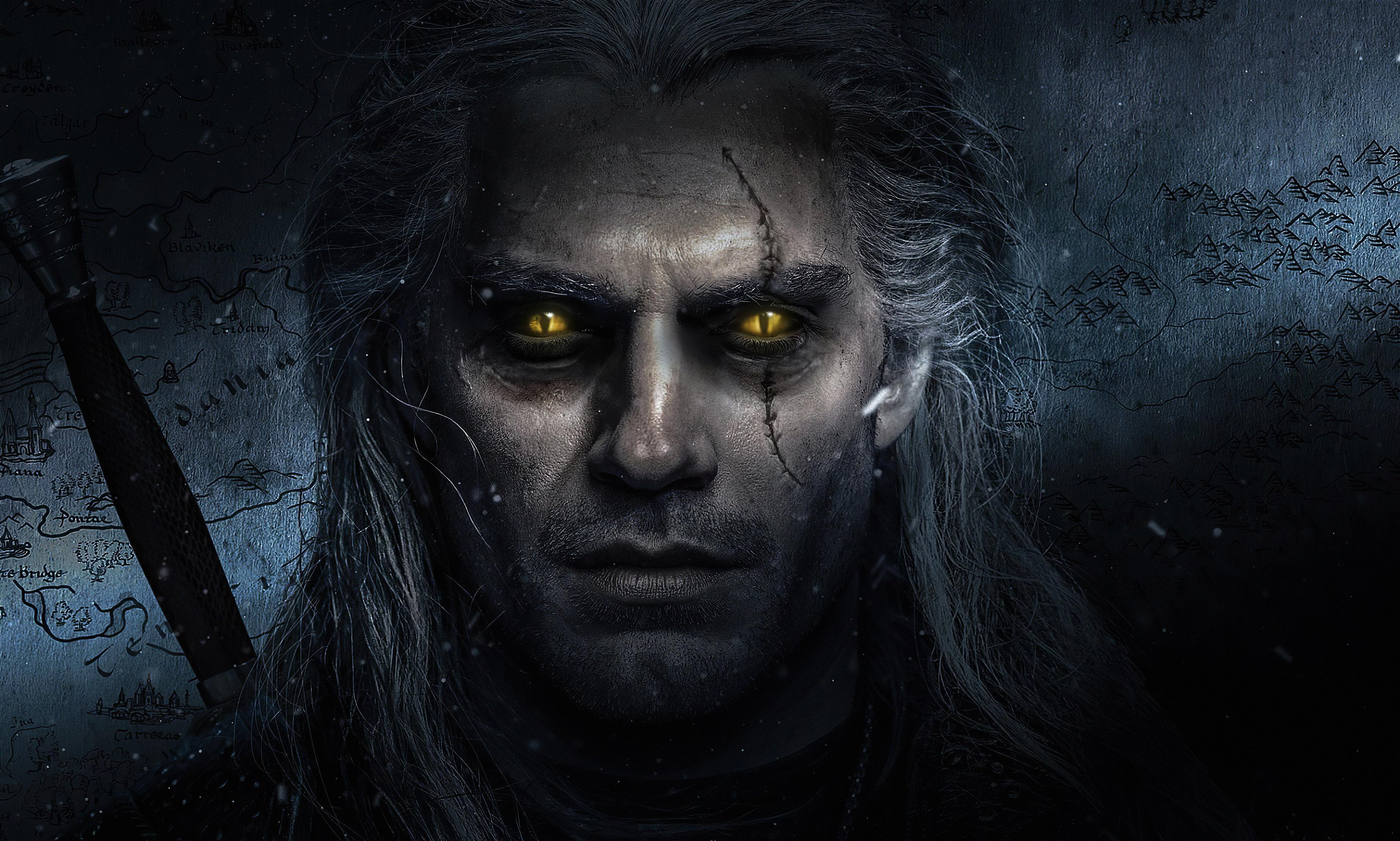 The Witcher TV Series Wallpapers - Wallpaper Cave