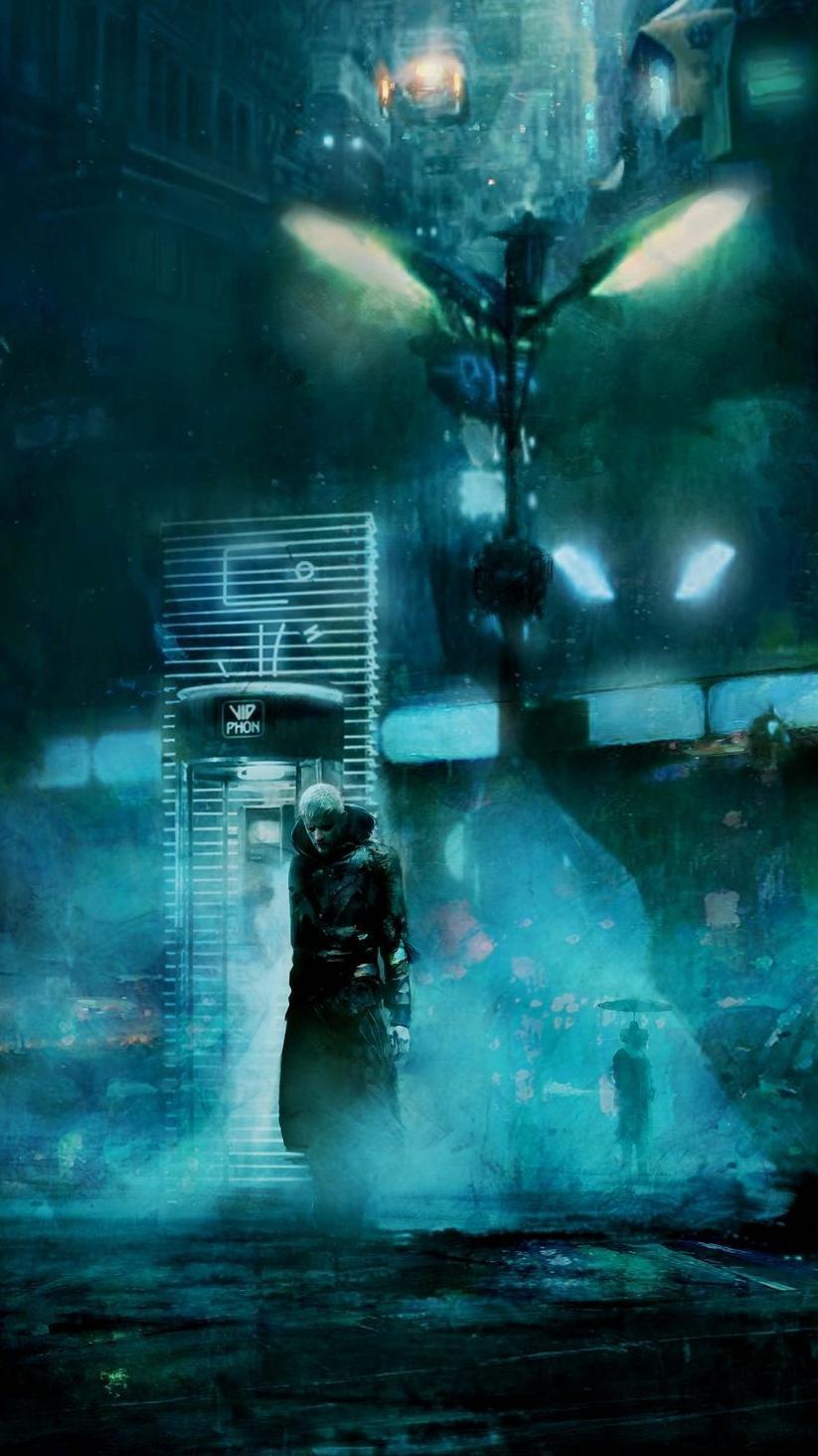 Blade Runner Phone Wallpapers - Wallpaper Cave