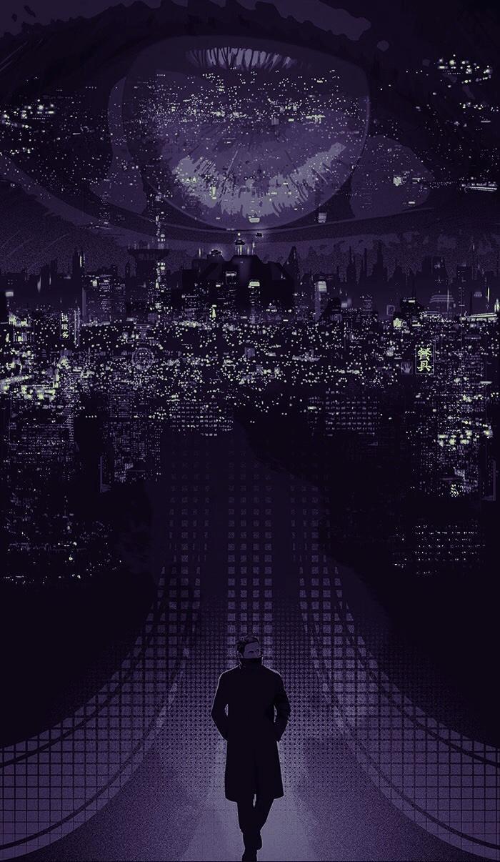 Blade Runner Phone Wallpapers Wallpaper Cave