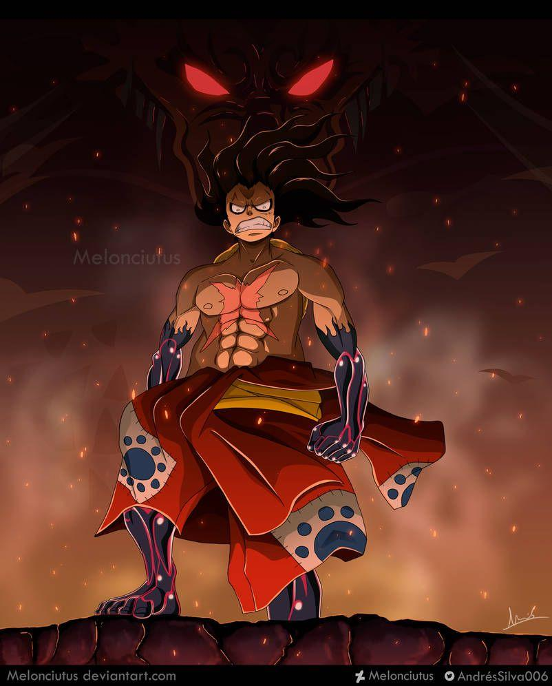 Luffy Wallpaper Iphone Wano Gambarku