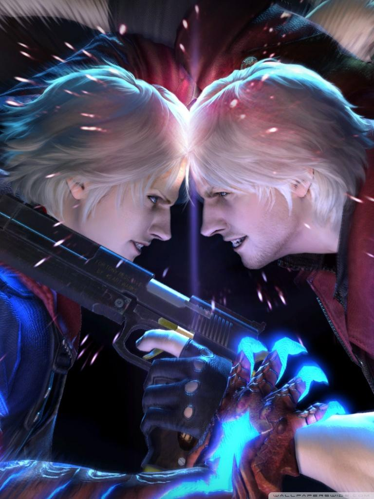 Devil May Cry 4 Phone Wallpapers Wallpaper Cave
