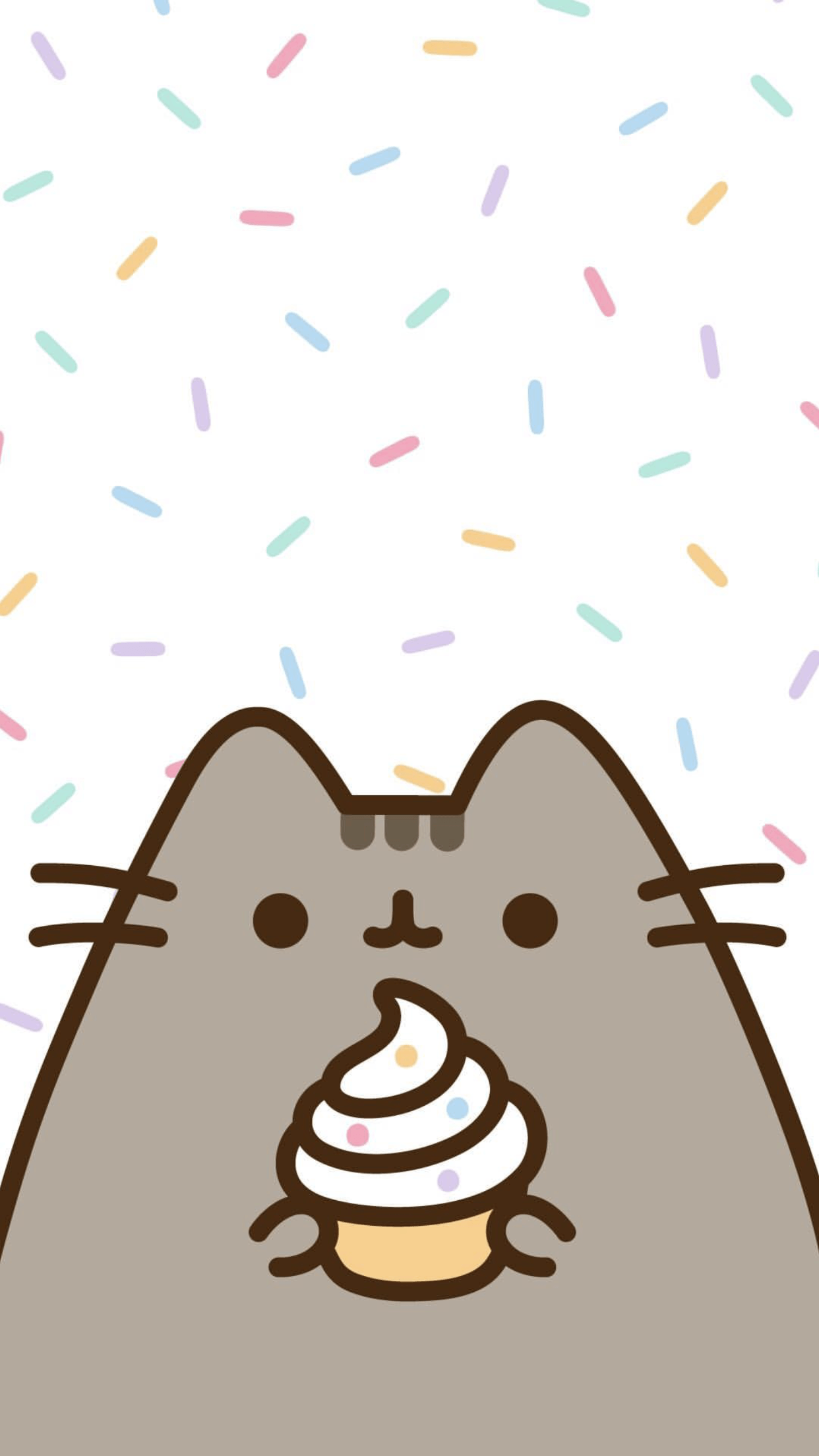 Pusheen Iphone Wallpapers Wallpaper Cave